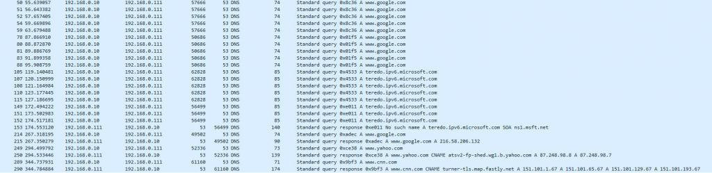 Cisco ASA acting as a DNS server